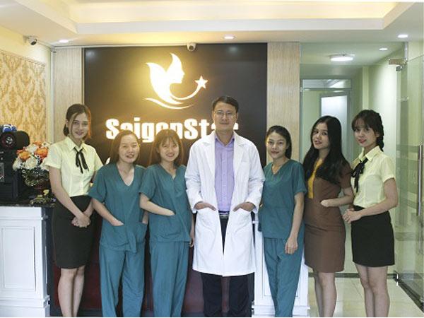 Đội ngũ bác sĩ Bệnh viện thẩm mỹ Sài Gòn